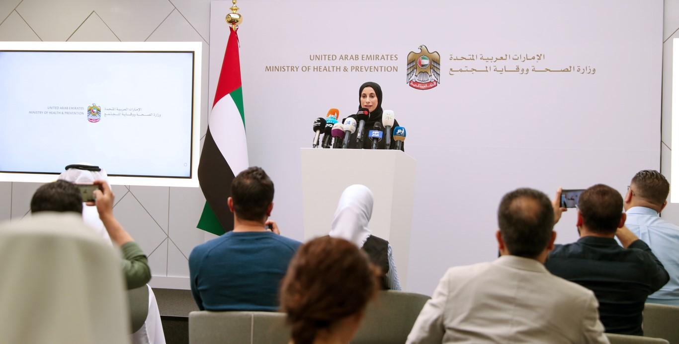 """27 حالة إصابة جديدة بفيروس """"كورونا""""و5 حالات شفاء في الإمارات"""