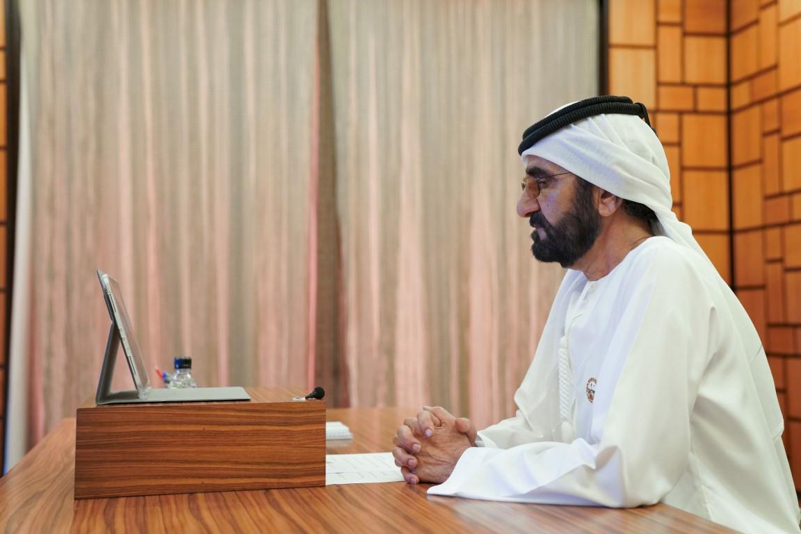 محمد بن راشد: نمتلك أفضل فريق للعبور نحو المستقبل.. وعملنا في الإمارات ومن أجل الإمارات مستمر