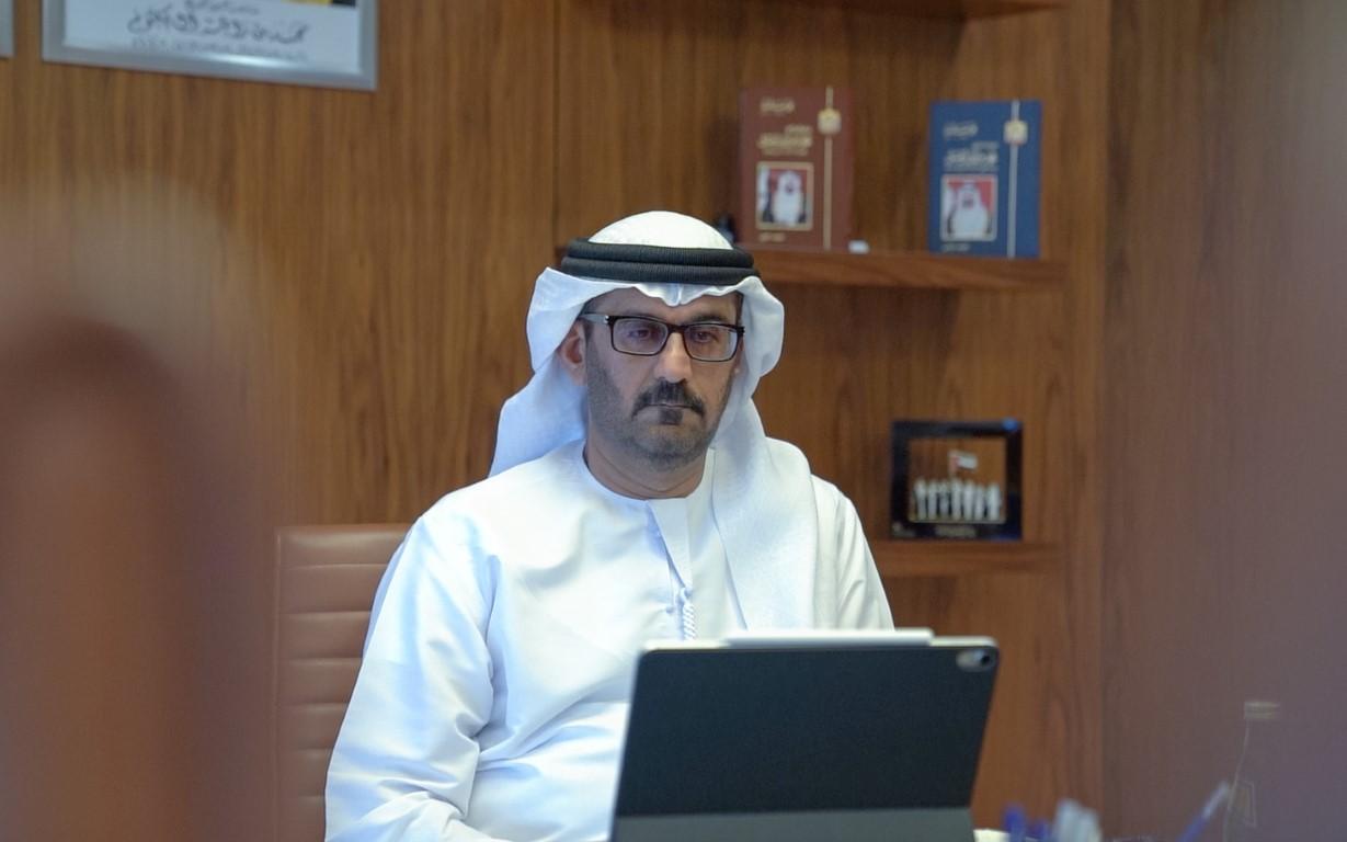 محمد بن زايد يطلع على آخر مستجدات العمل الوطني في مكافحة فيروس كورونا