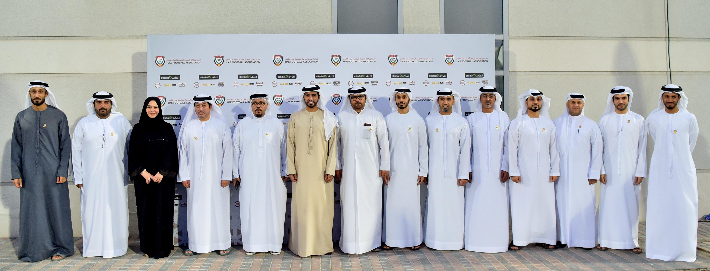 مجلس إدارة اتحاد الكرة يوزع الحقائب الإدارية ويوسف حسين نائبا ثانيا للرئيس