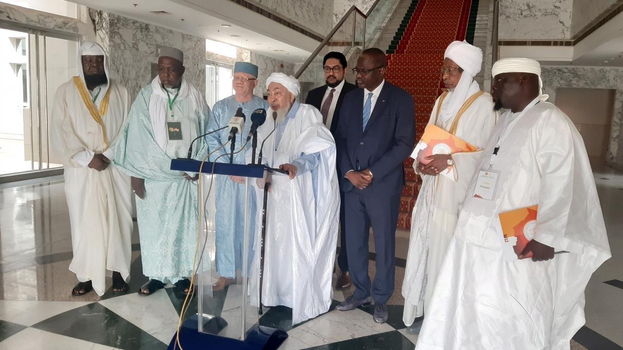 علماء دول الساحل يشيدون بدعم الإمارات لجهود السلام بالمنطقة