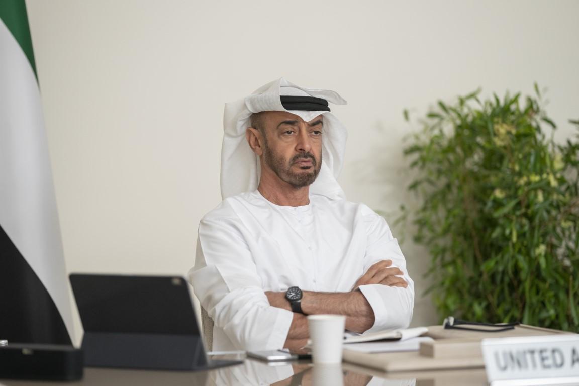 الإمارات تشارك في قمة قادة مجموعة العشرين الاستثنائية