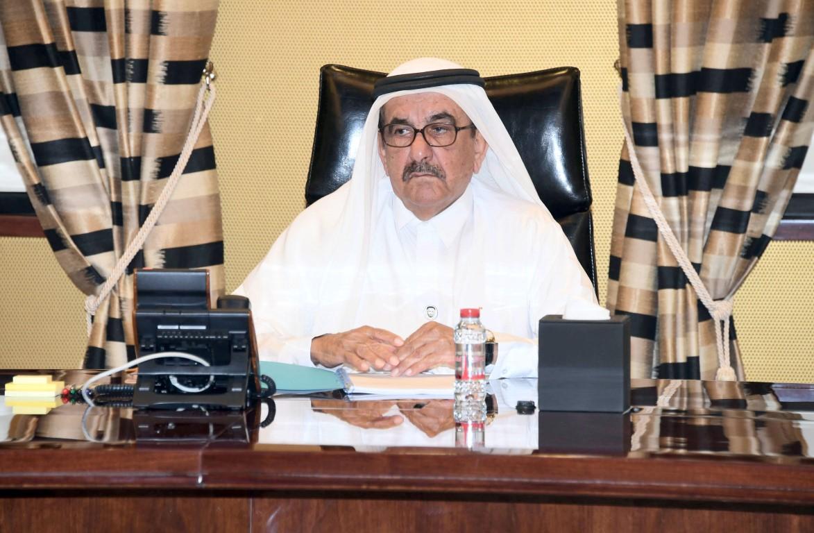 """حمدان بن راشد يترأس الاجتماع السنوي لعمومية """" دوبال القابضة"""""""