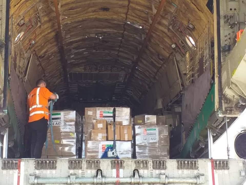 """الإمارات و""""الصحة العالمية"""" ترسلان طائرة مساعدات إلى الصومال لدعمها في مكافحة """"كورونا"""""""