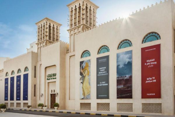 تقرير/ بعد 23 عاما على افتتاحه..متحف الشارقة للفنون صرح حضاري يحوي أكثر من 500 عمل فني