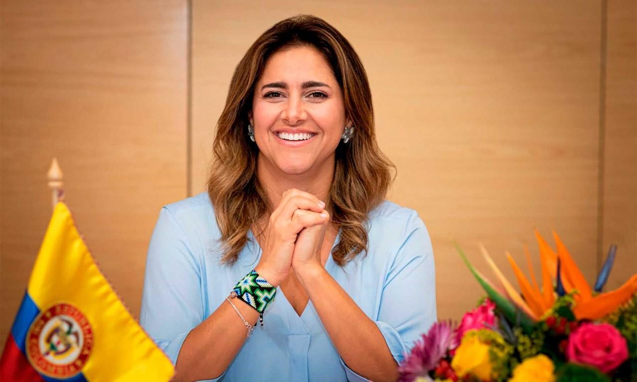 سيدة كولومبيا الأولى تطلع على تجربة الإمارات في تعزيز جودة الحياة