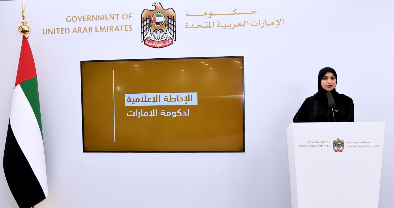"""الإمارات : أكثر من مليوني فحص في الدولة والكشف عن 822 حالة إصابة جديدة بمرض """"كوفيد - 19"""""""