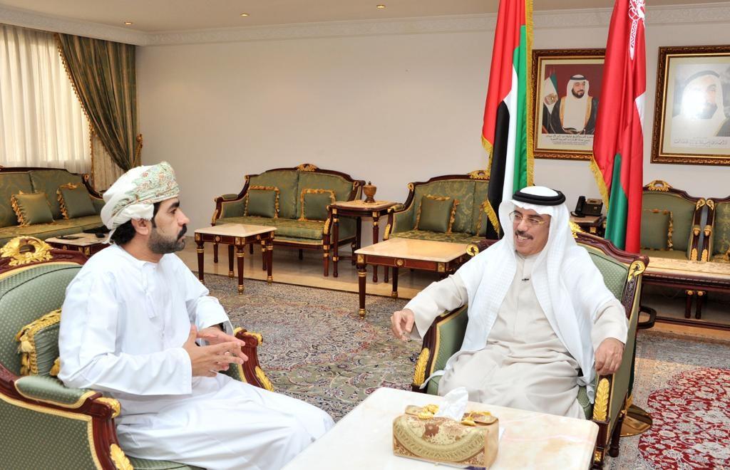 """سفير الدولة :العلاقات العمانية / الإماراتية """" تاريخية """""""