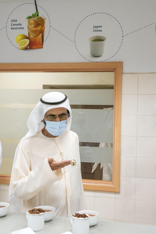 محمد بن راشد: الإمارات أسست رصيداً من الثقة كمركز اقتصادي له ثقله وشريك يمكن الاعتماد عليه في كافة الأوقات