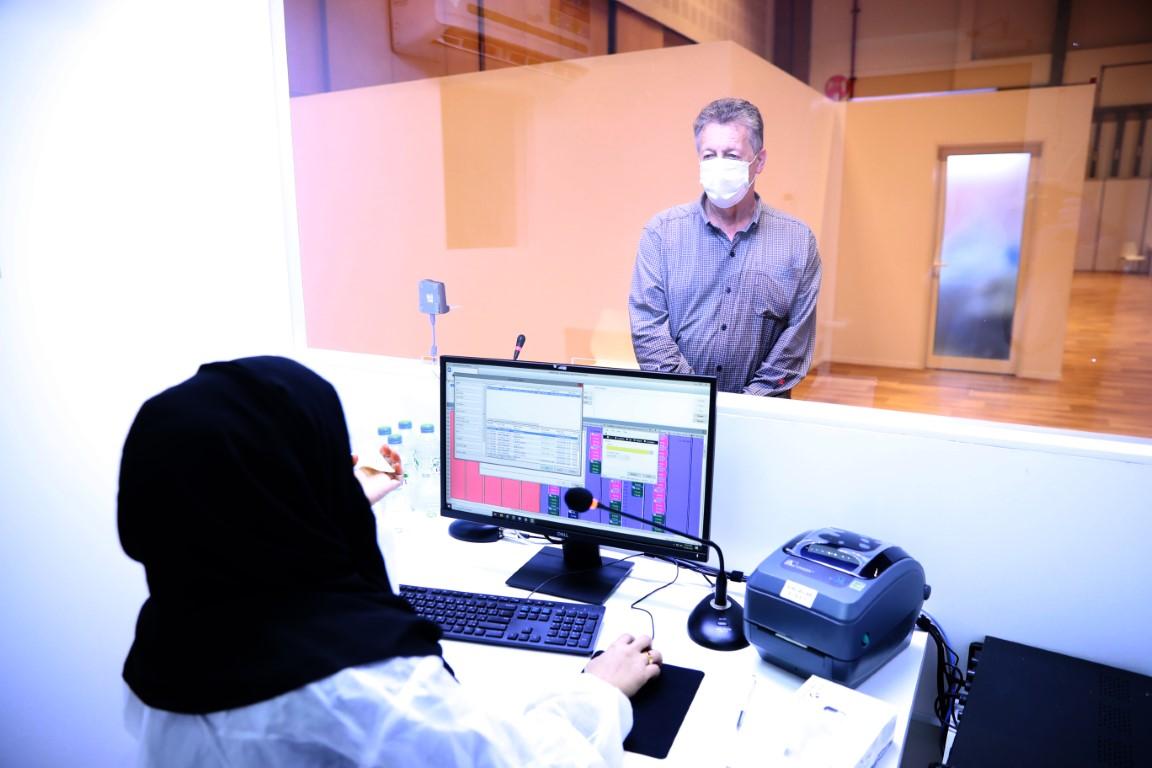 """""""الخدمات العلاجية الخارجية """" تفتتح مركز تقييم كوفيد-19 المتميز في أبوظبي والعين"""