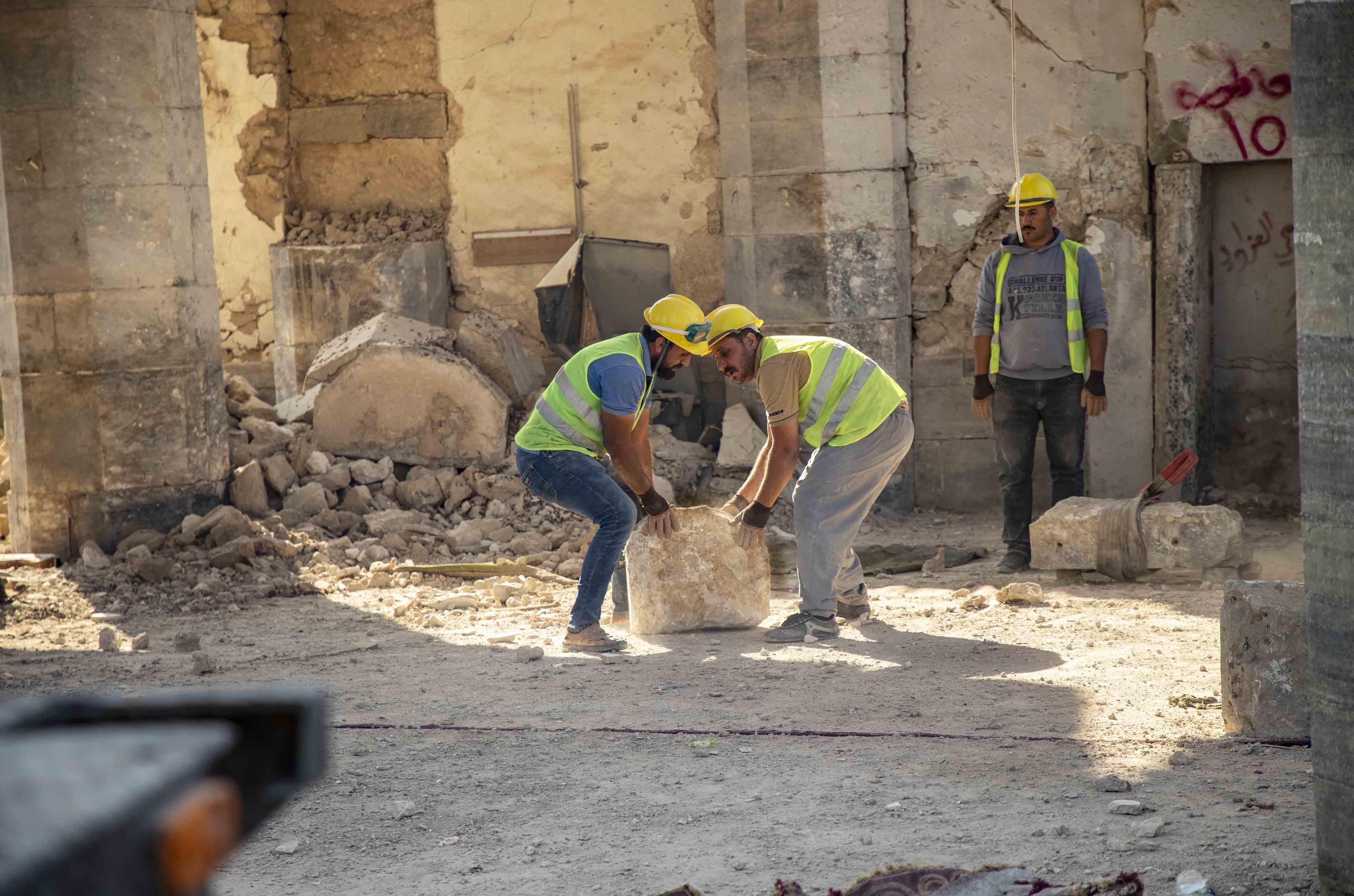الجامع النوري وكنيستا الطاهرة والساعة .. شواهد تاريخية على صون الإمارات للإرث الإنساني