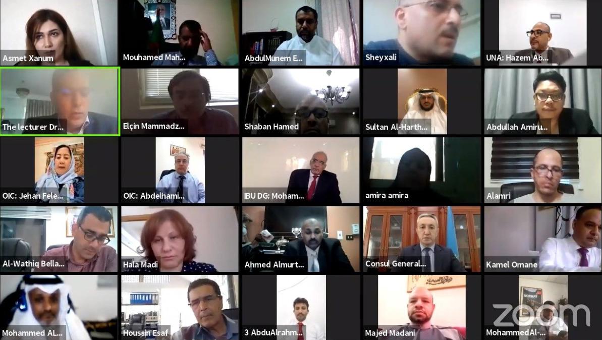 """170 إعلاميا من دول """" التعاون الإسلامي"""" يشاركون في ورشة تدقيق الأخبار خلال الأزمات و الشائعات"""