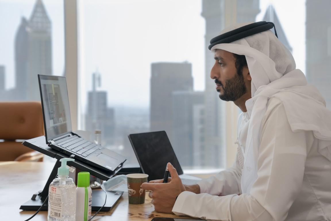 رئيسا اللجنة التنفيذية لمجلس التنسيق السعودي - الإماراتي يعقدان اجتماعا عن بعد