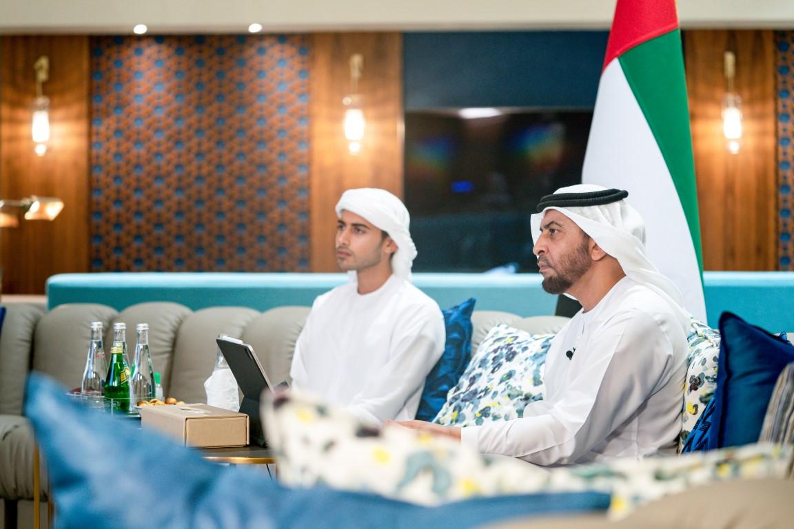 حمدان بن زايد: مبادرات الإمارات عززت إستجابتها للتصدي لجائحة كوفيد - 19 