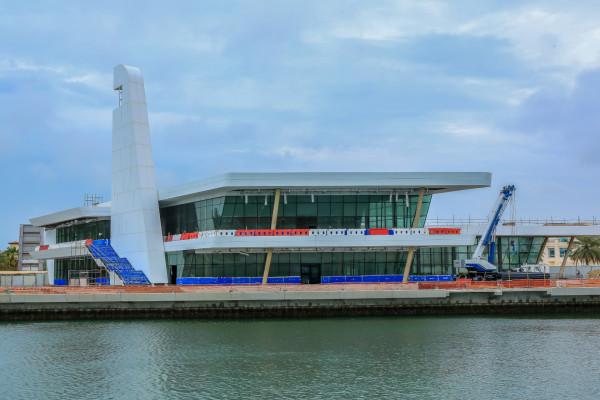 وكالة أنباء الإمارات إنجاز عمليات إنشاء مباني مشروع القناة في أبوظبي خلال الربع الأخير من 2020