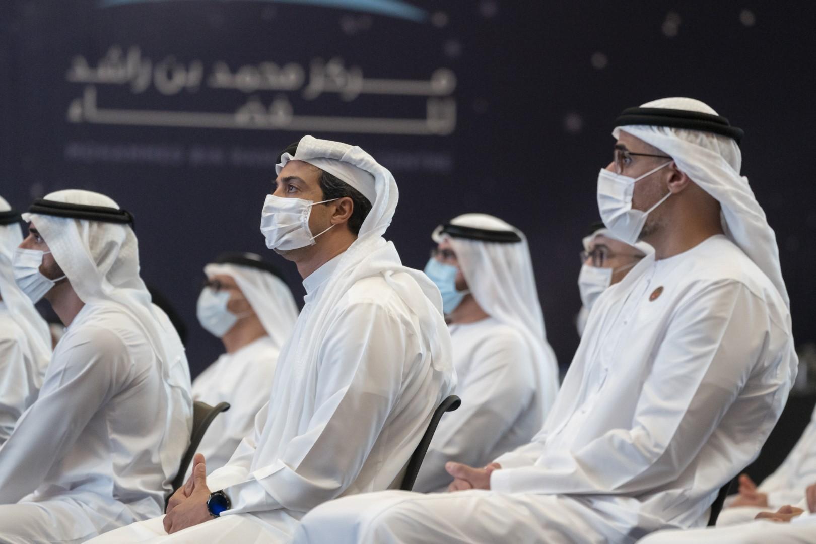 محمد بن راشد ومحمد بن زايد يكرمان فريق مشروع الإمارات لاستكشاف المريخ ويؤكدان أن مسيرة الـ50 عاماً في بناء إمارات المستقبل انطلقت بقوة