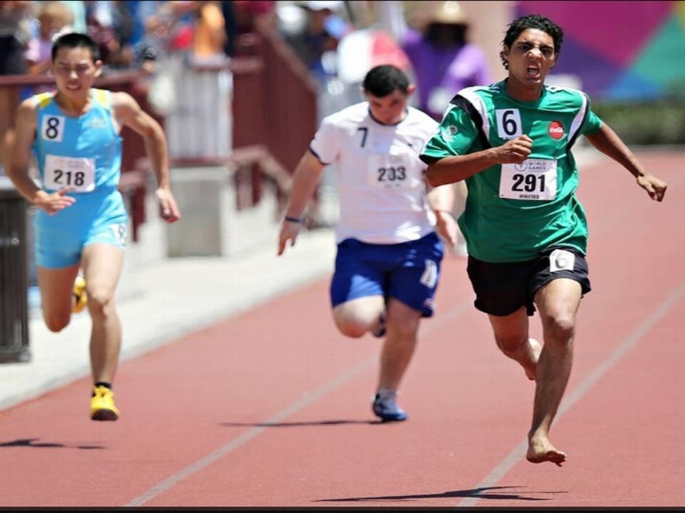 نجاح لافت لأكبر دورة تدريبية تنظمها الإمارات في ألعاب القوى للأولمبياد الخاص