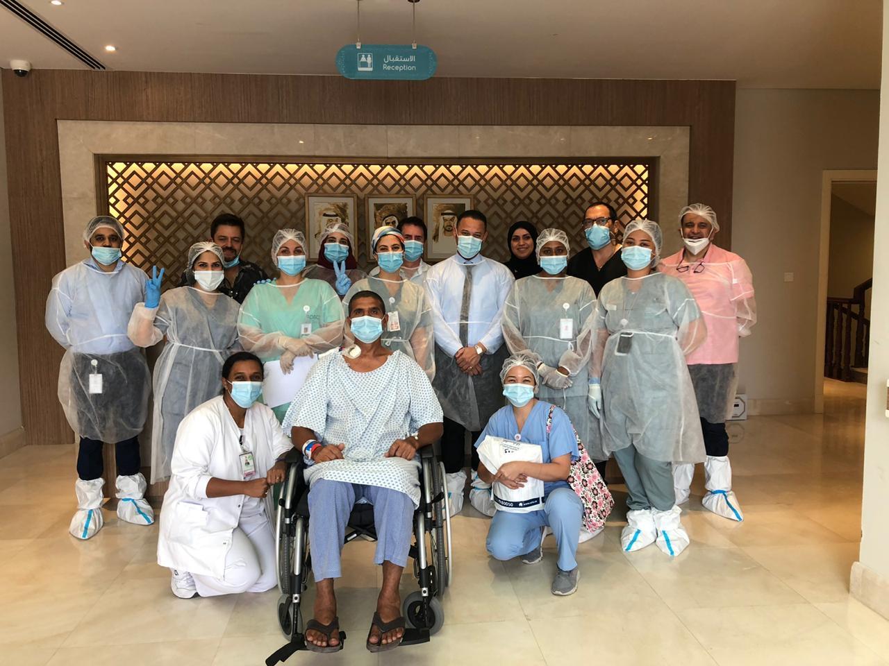 مركز أبوظبي للخلايا الجذعية يدشن عمليات زراعة النخاع العظمي في الإمارات