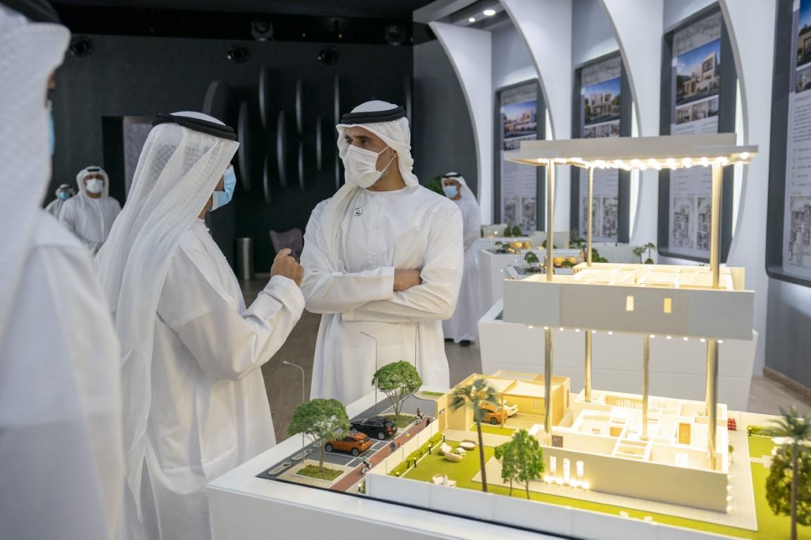 خالد بن محمد بن زايد يطلق مشروع شمال بني ياس