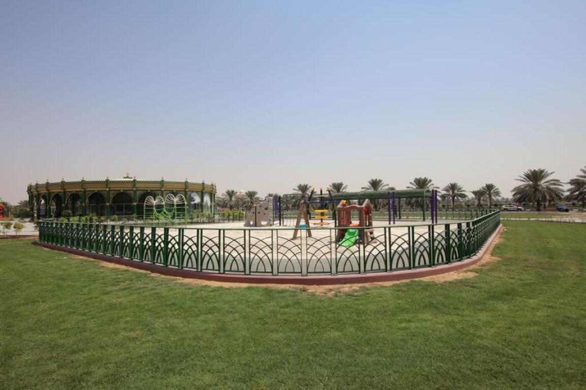 أشغال الشارقة تفتتح حديقة العالم الإسلامي أمام الزوار