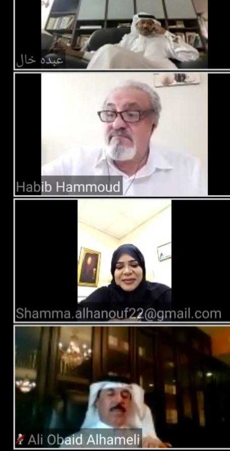 """اتحاد الأدباء والكتاب العرب يناقش دور """"الإعلام في زمن كورونا"""""""
