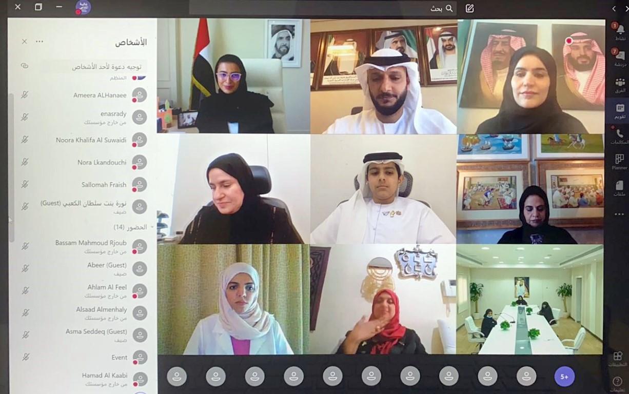 فاطمة بنت مبارك تؤكد أهمية دور الثقافة والإعلام في إبراز الهوية الإماراتية وتعزيز مكانة الدولة على مستوى العالم