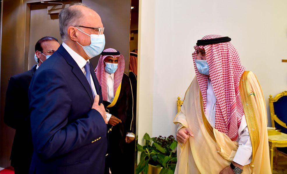 وفد عراقي يصل الرياض لبحث سبل تعزيز التواصل الاستراتيجي بين البلدين