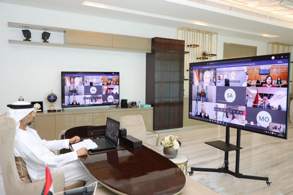 الإمارات تشارك في الدورة الاستثنائية للمجلس الوزاري العربي للكهرباء