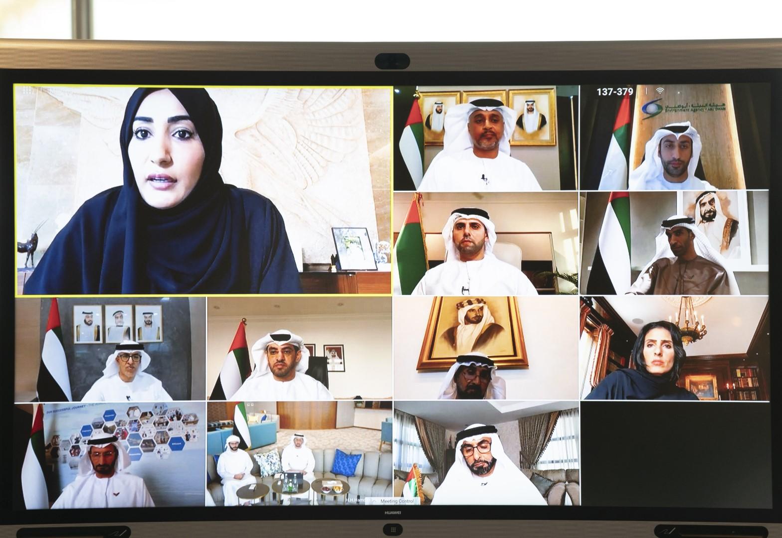 حمدان بن زايد يوجه باستمرار تطبيق قرار حظر استخدام معدات الصيد بالقراقير في إمارة أبوظبي