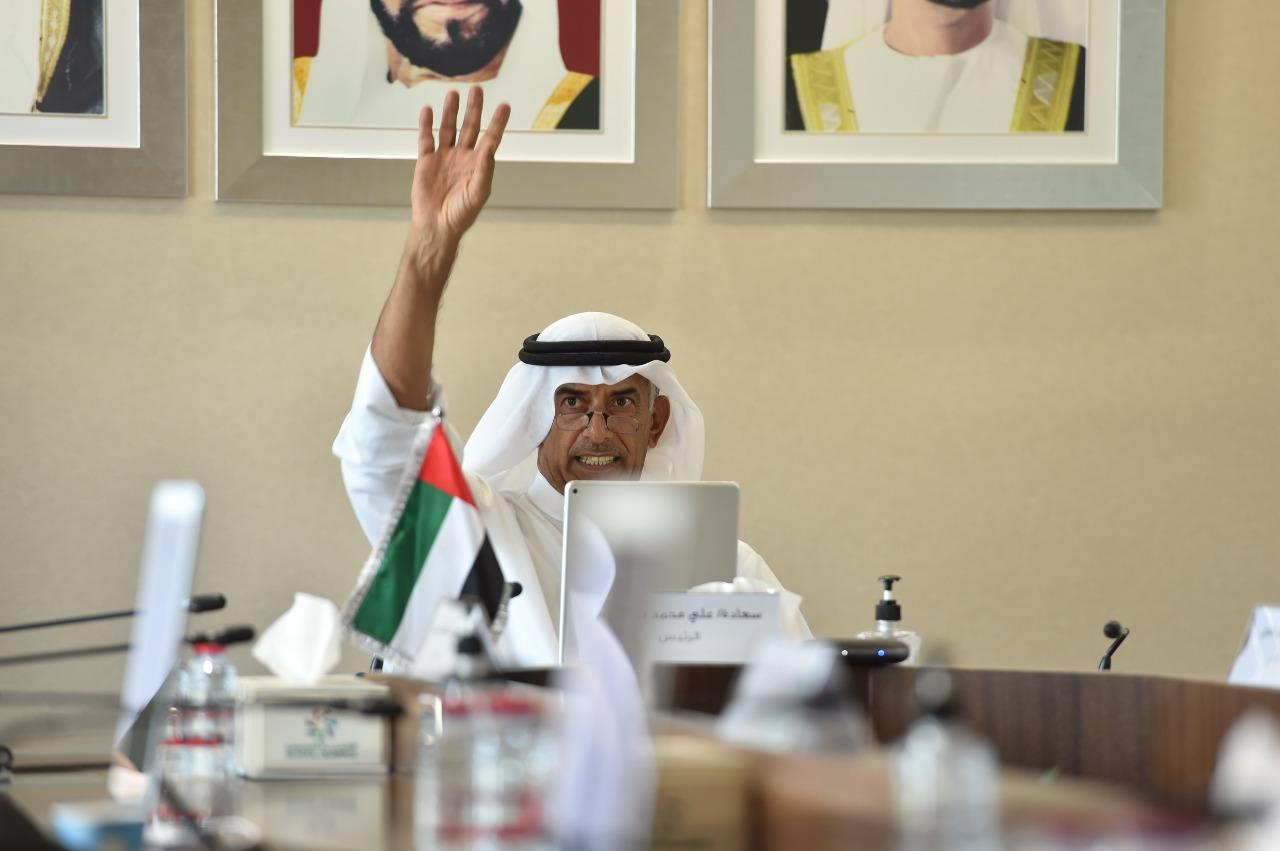 تسمية ضرار بالهول نائباً لرئيس مركز الإمارات للتحكيم الرياضي