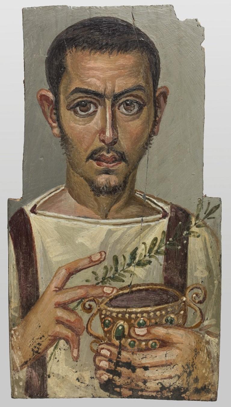 """""""اللوفر أبوظبي"""" يتعاون مع متحف جيه بول غيتي لدراسة لوحات قديمة"""