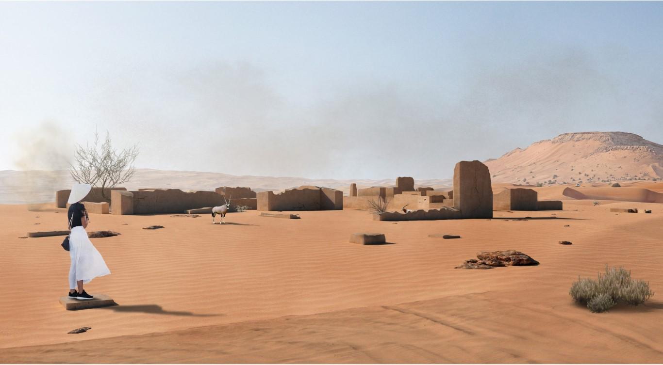 هيئة البيئة تعلن أسماء الفائزين بمسابقة التصميم المعماري لمركز زوار فلامنجو أبوظبي ونُزل الكثبان الرملية