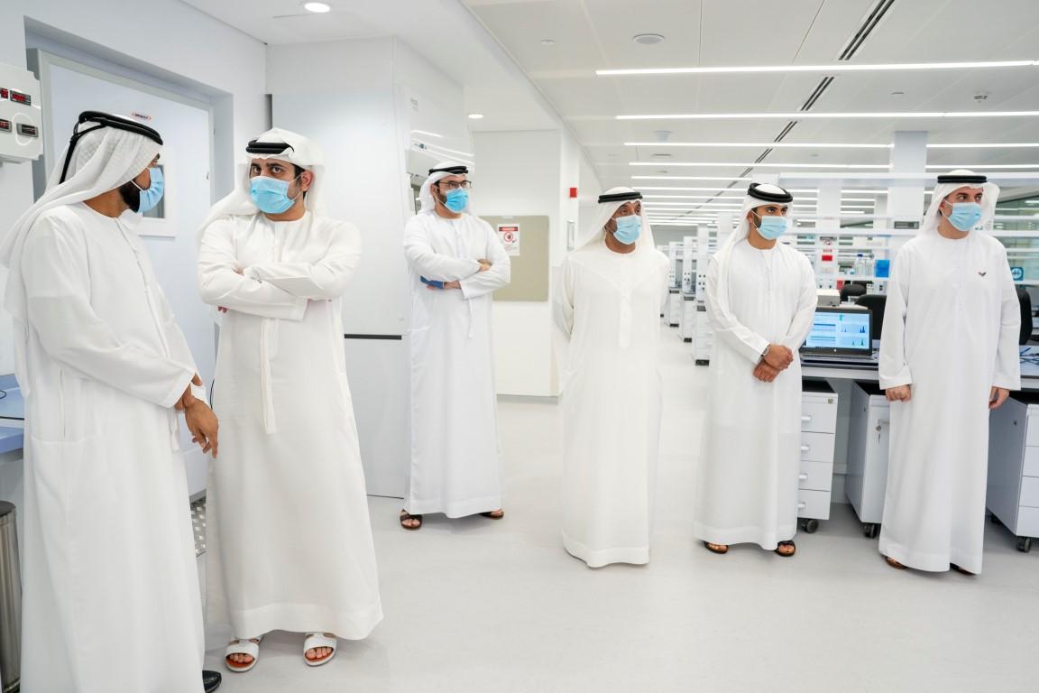 إطلاق مركز محمد بن راشد للأبحاث الطبية بتمويل أولي قيمته 300 مليون درهم