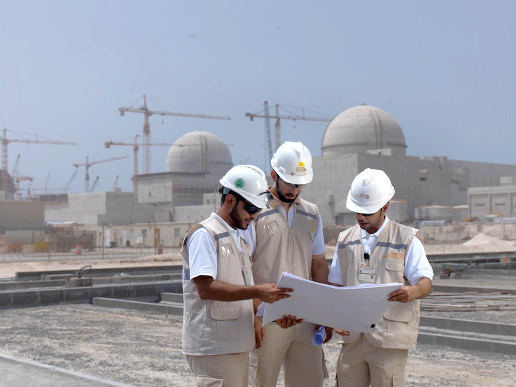 """""""الاتحادية للرقابة النووية"""" تؤكد مواصلة مهامها الرقابية لعملية تشغيل محطات براكة"""
