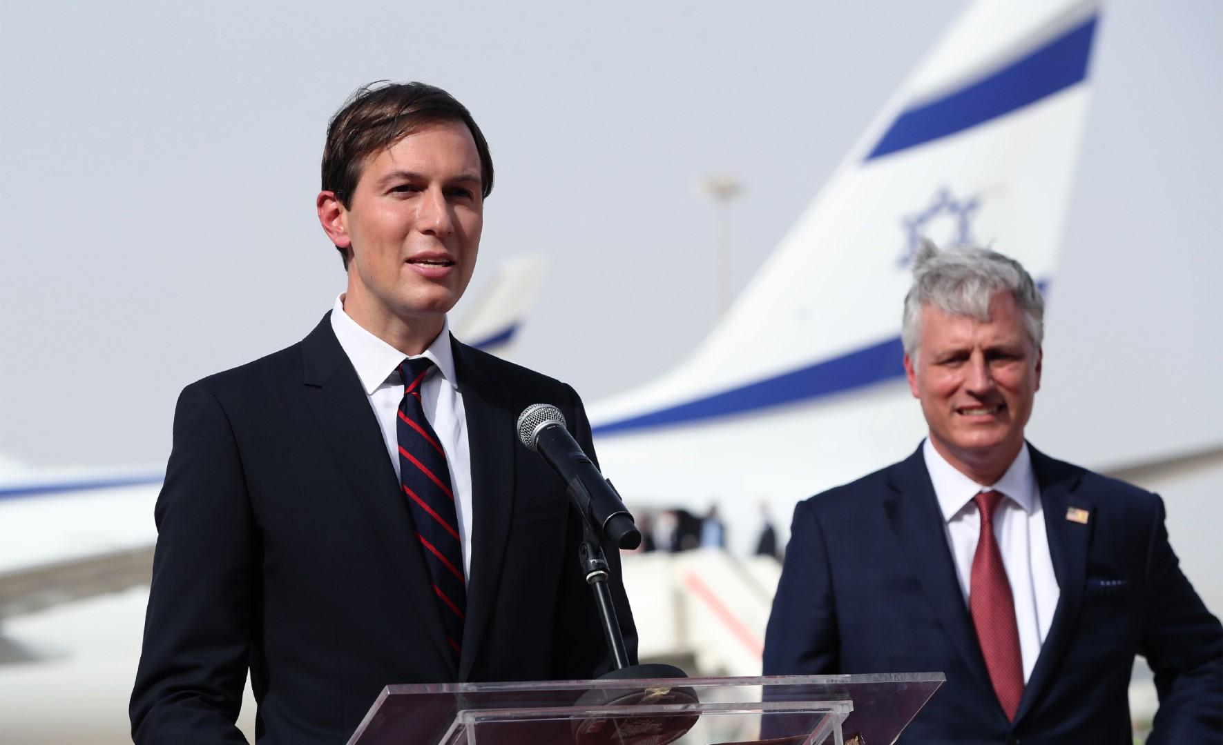 وصول وفد مشترك من الولايات المتحدة وإسرائيل إلى الدولة