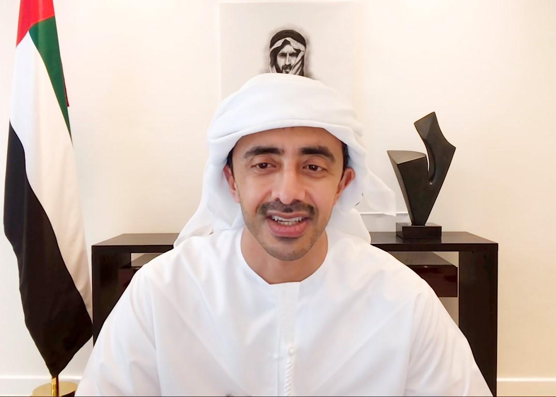 عبدالله بن زايد للجالية الفلسطينية بالدولة : الإمارات ستظل دائما الحاضنة الأمينة لكم و لأسركم