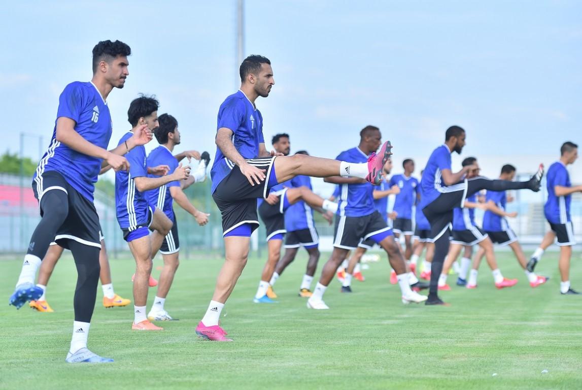 منتخبنا يدشن معسكره الخارجي في صربيا بمشاركة 28 لاعبا