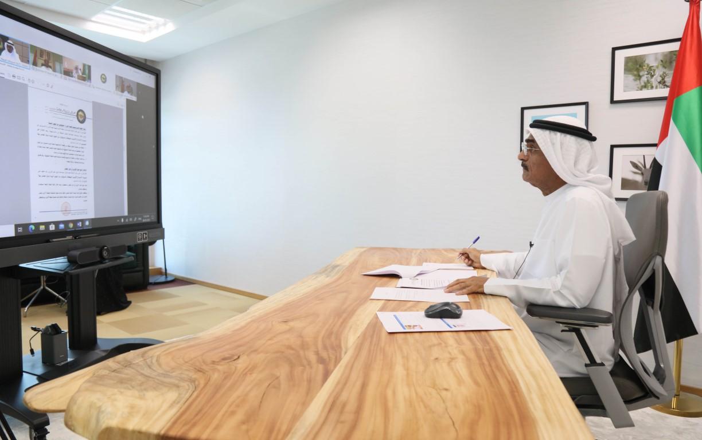 بلحيف النعيمي يترأس الاجتماع الـ 22 لمجلس الوزراء المسؤولين عن شؤون البيئة بدول التعاون