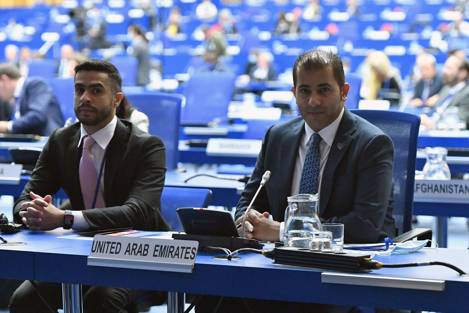 الإمارات تشارك في المؤتمر السنوي الـ 64 للوكالة الدولية للطاقة الذرية