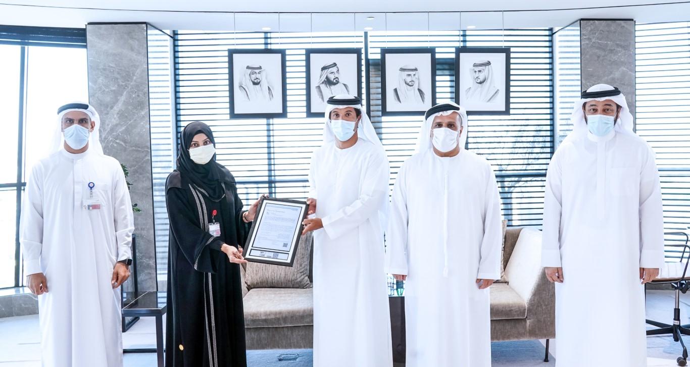 طرق دبي تنال شهادة عالمية لفاعلية إجراءاتها الوقائية بخصوص