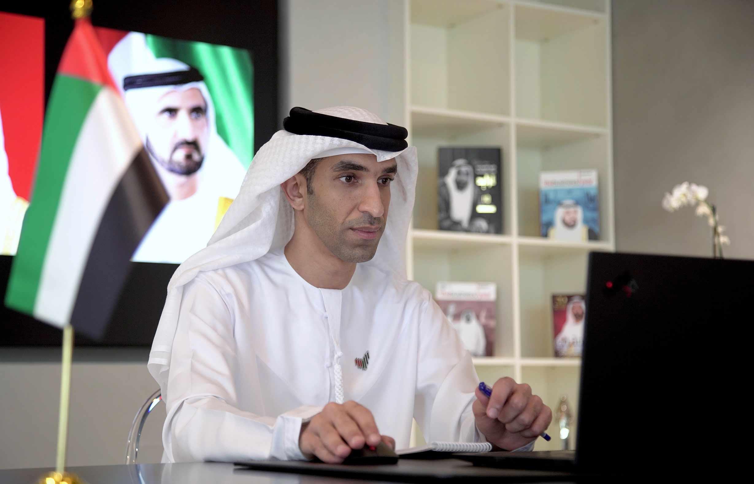 الإمارات تؤكد التزامها بدعم الجهود المبذولة لتنشيط حركة التجارة والاستثمار الدولي