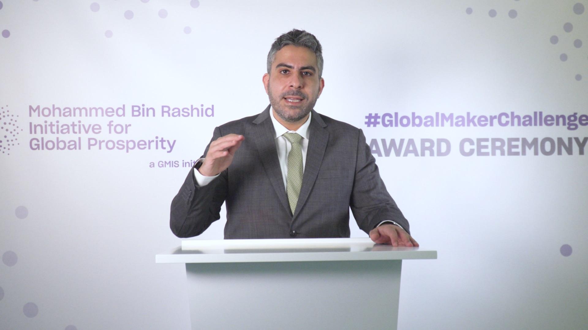 """مبادرة محمد بن راشد للازدهار العالمي تعلن أسماء الفائزين في """"تحدي المبتكرين الصناعيين"""""""