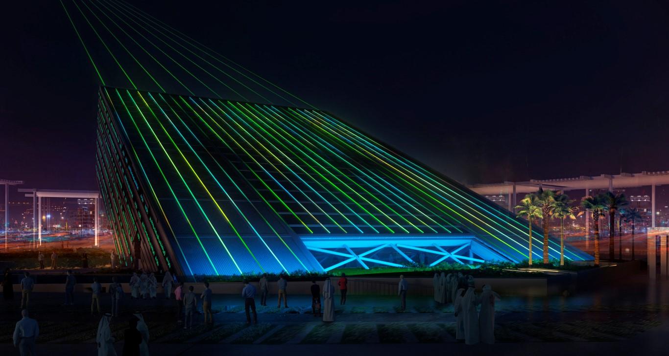 إكسبو 2020 دبي .. جناح السعودية يستعرض جهود المملكة في تشكيل ملامح المستقبل