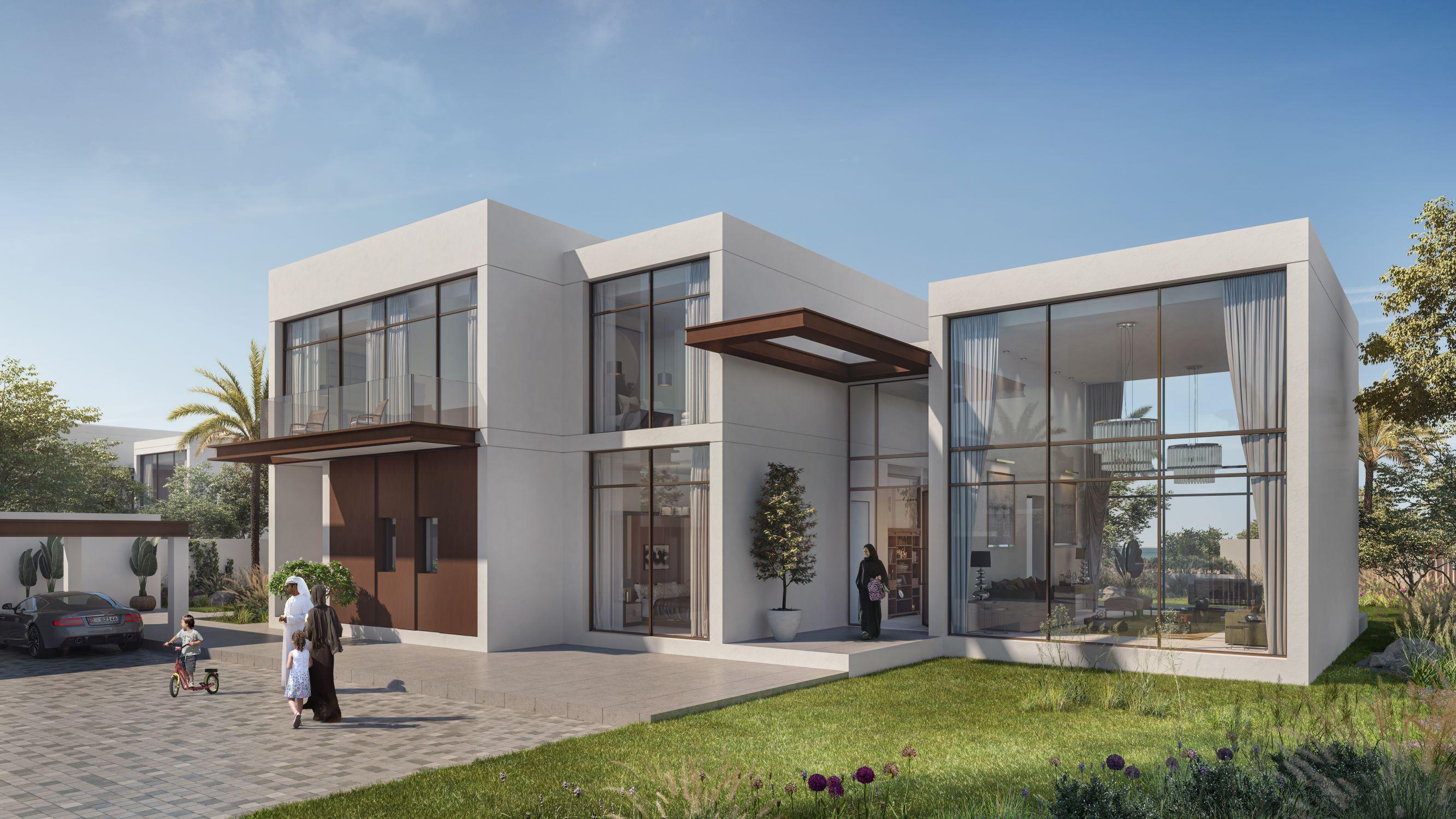 """""""الجبيل للاستثمار"""" تمنح عقد تصميم 16 نموذجا لفلل ومنازل"""