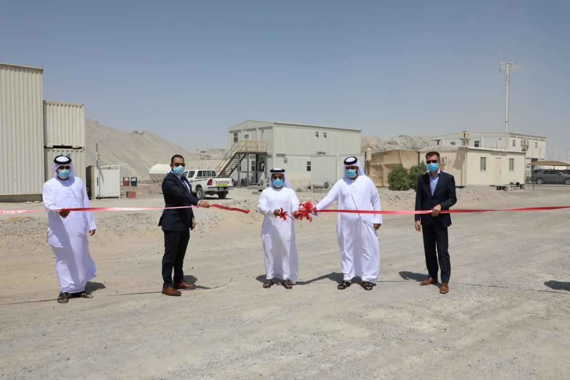 تدوير تفتتح المرحلة الثانية من محطة توليد الكهرباء بالطاقة الشمسية