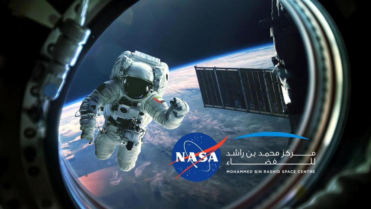 رواد الفضاء الإماراتيون يخوضون تدريبات في وكالة الفضاء الأمريكية