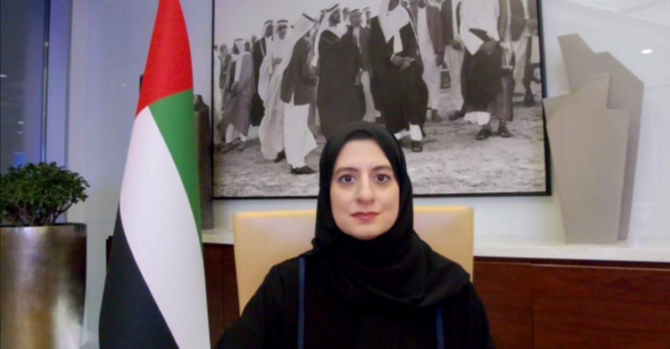 هدى الهاشمي تستعرض تجربة الإمارات في الابتكار الحكومي في قمة / DLD /