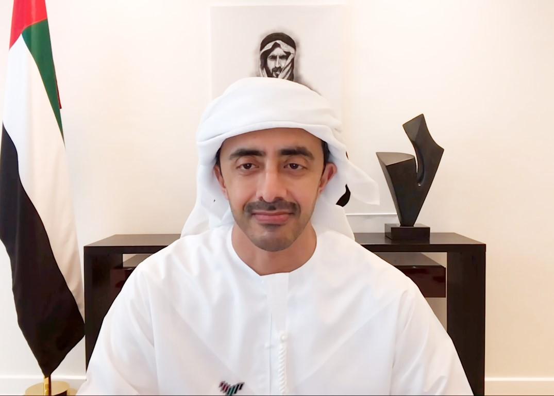 عبدالله بن زايد يترأس الاجتماع الثالث للجنة التوجيهية لمجموعة العشرين