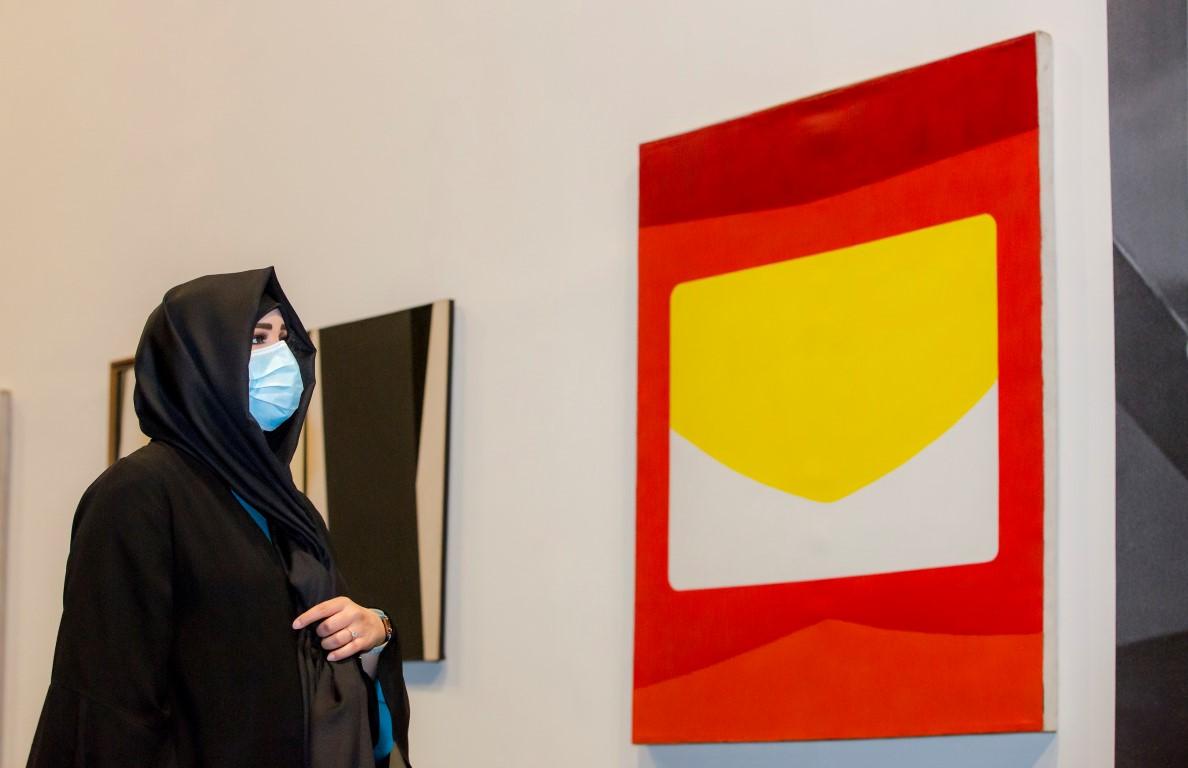 لطيفة بنت محمد تختتم سلسلة زيارات ولقاءات بمواقع ثقافية و إبداعية في دبي