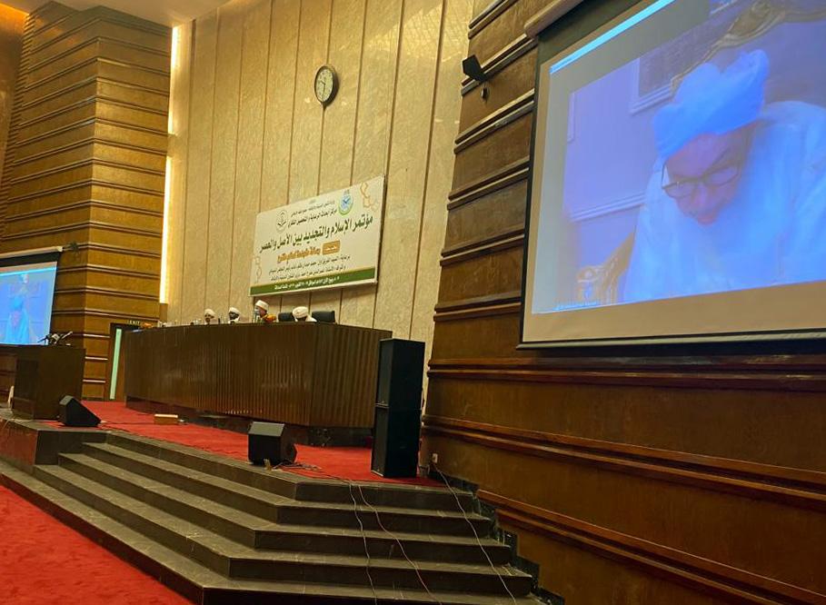 """ابن بيه يشارك في مؤتمر """"الإسلام والتجديد بين الأصل والعصر"""" بالسودان"""